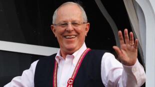 Pedro Pablo Kuczynski asume este 28 de julio como presidente de Perú.