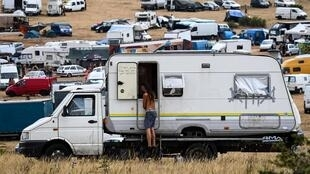 Face à la crise sanitaire, le camping-car est cette année l'une des solutions à l'organisation des congès de dernière minute (image d'illustration).