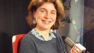 Sylvie Brieu en RFI