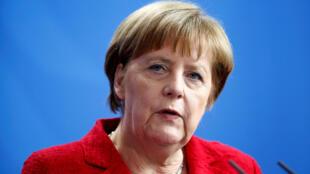 Angela Merkel, actuelle chancelière allemande, brigue un quatrième mandat en 2017.
