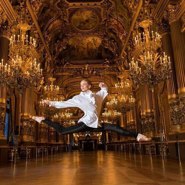 """法國巴黎歌劇院芭蕾舞團""""明星舞者"""",青年舞蹈家雷歐諾·博拉克"""