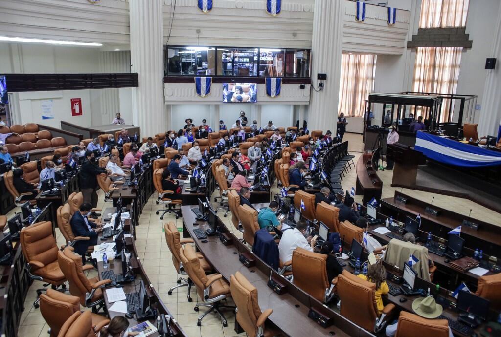 Parlement - Nicaragua - Assemblée nationale - Managua