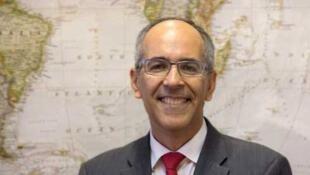 Carlos Márcio Cozendey, Subsecretário-geral de Assuntos Econômicos e Financeiros.