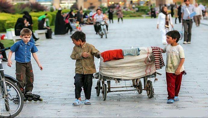 ﺗﺄثیر حسرت و خشم کودکان محروم و سرخوردگی بیکاران و تهیدستان ایران بر آینده خود آنان و دیگر اعضای جامعه