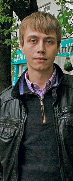 Экс-журналист НТВ, Константин Смирнов
