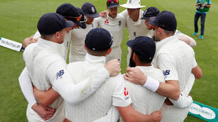 Cricket - England v India - Fifth Test - Kia Oval, London, Britain - September 11, 2018 England's Joe Root and team mates before the start of play