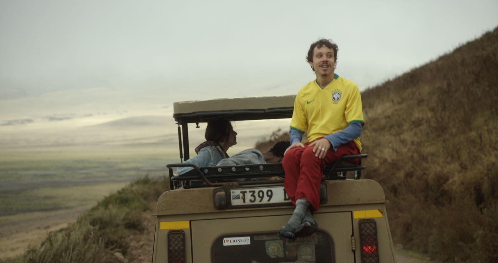 Image tirée du film «Gabriel et la montagne», de Fellipe Barbosa.