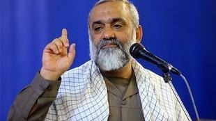 سردار محمد رضا نقدی، معاون هماهنگی سپاه پاسداران