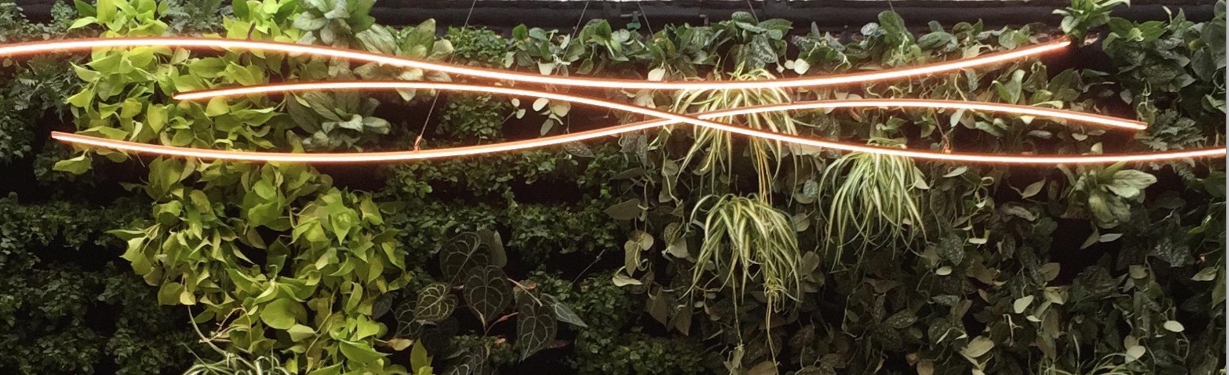 Новые технологии позволяют создавать светильники самых причудливых форм. Стенд Анри Бюрстина на салоне Maison & Objet 2016.