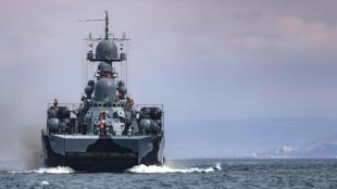 Russie_Militaire_Mer Noire