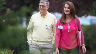Bill y Melinda Gates anunciaron su divorcio a principios de mayo tras 27 años de matrimonio