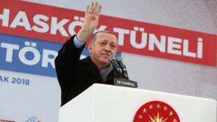 លោកប្រធានាធិបតីតួកគី Recep Tayyip Erdogan
