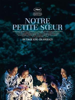 """Bích chương phim """"Em gái của chúng ta"""", do đạo diễn Nhật Bản Kore-Eda Hirokazu thực hiện."""