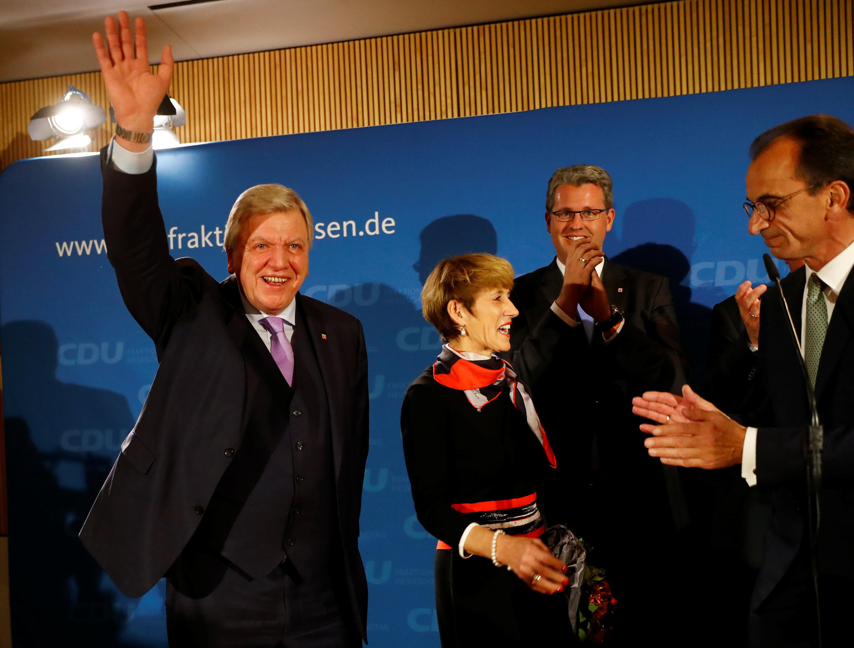 انتخابات ایالت هسن همانطور که پیش بینی شده بود، با شکست سنگین دو حزب حاکم آلمان موقعیت دولت مرکزی را به شدت ضعیف کرد.