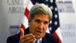 Waziri wa mambo ya nje wa Marekani, John Kerry