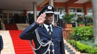 Kale Kayihura aliyekuwa Mkuu wa Jeshi la Polisi nchini Uganda