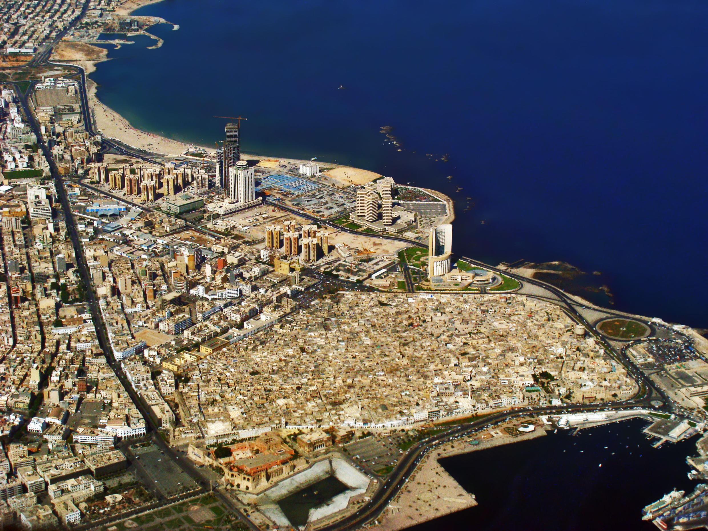 Le droit libyen n'interdit ni le trafic de personnes, ni le travail au noir.