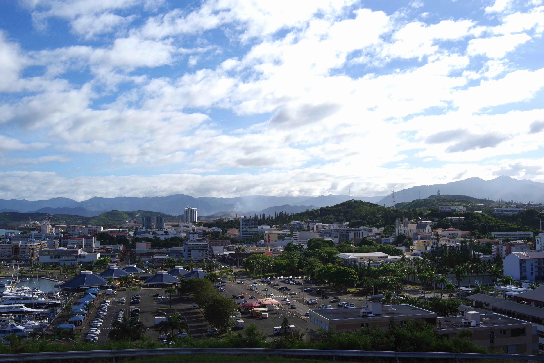 Столица Новой Каледонии Нумеа