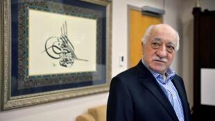 Проповедник и бывший имам Фетхуллах Гюлен, которого турецкие власти обвиняют в организации попытки госпереворота.