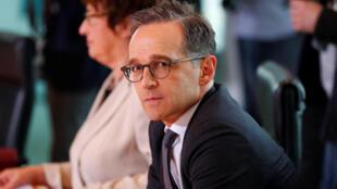 Глава МИД Германии Хайко Маас выразил осторожный оптимизм в том, что касается возможности появления миротворческой миссии ООН на востоке Украины