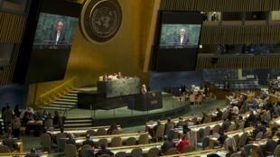 不扩散核武器条约2015年审议大会因分歧而以失败告终