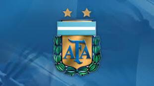 Logo de la AFA.