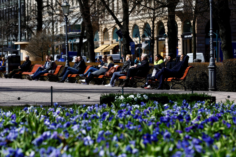 Apesar do frio, os finlandeses são os mais satisfeitos com a vida.