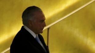 Au Brésil, des manifestations ont eu lieu dans tout le pays contre le président Michel Temer et sa politique d'austérité.