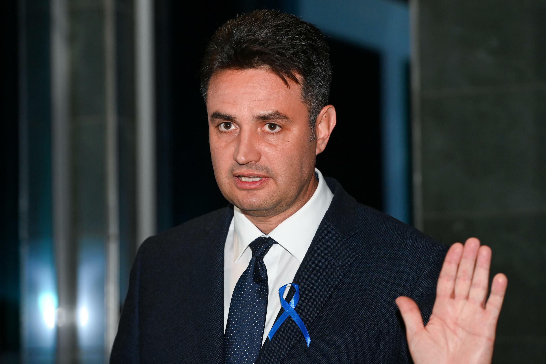 Hongrie - opposition Peter Marki-Zay
