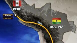 Perú anunció este 24 de agosto que renunciaba al Dakar 2016.