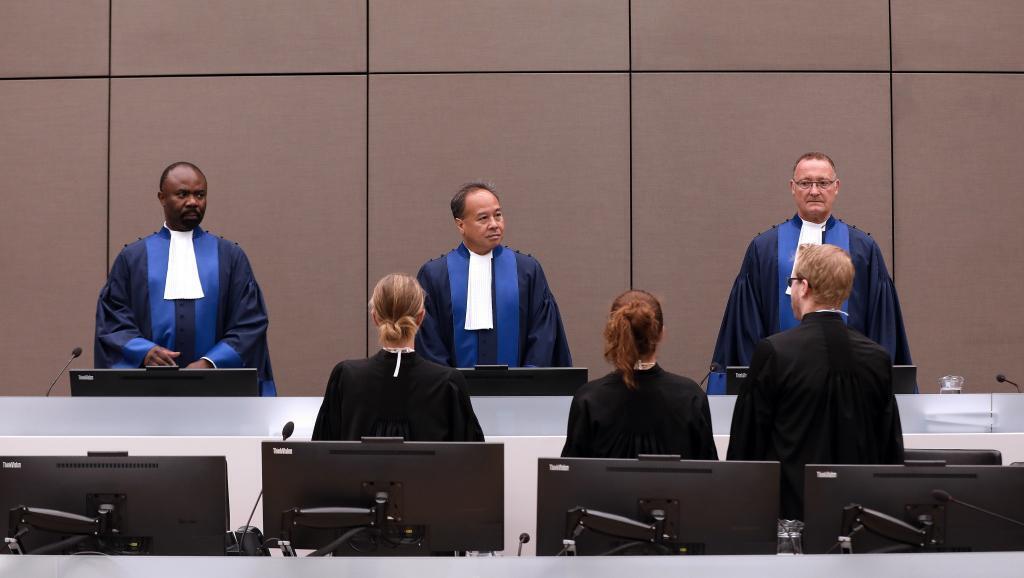 Thẩm phán của Tòa Án CPI tại La Haye. Ảnh minh họa.