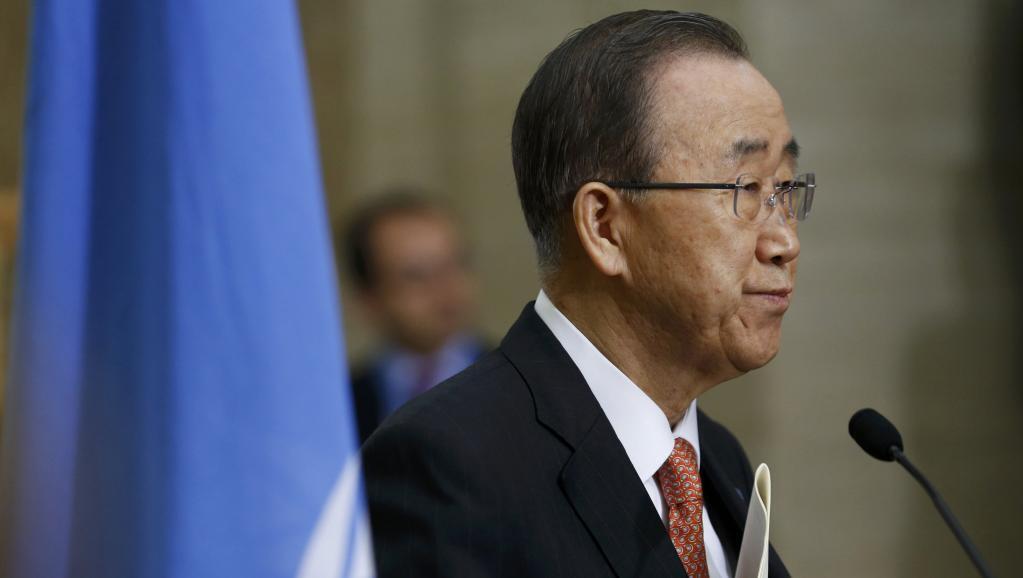 Katibu Mkuu wa Umoja wa Mataifa Ban Ki-moon alifanya ziara yake ya tatu ya kikazi nchini Burkina Faso, Mwanzoni mwa Machi 2016.