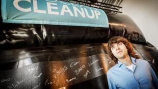 Проект The Ocean Cleanup — детище молодого нидерландца Бояна Слата, который живет мечтой: очистить океан от пластикового мусора