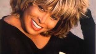 Mwanamuziki Tina Turner wa Mwimbaji, mwigizaji na mtunzi wa Muziki