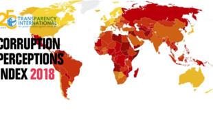در جدول رده بندی این گزارش، افغانستان با ۱۶ امتیاز در رده ۱۷۲ و عراق با ۱۸ امتیاز در رده ۱۶۸ قرار گرفته است. افغانستان در مقایسه با سال گذشته یک امتیاز کسب کرده اما امتیاز عراق تغییری نکرده است.