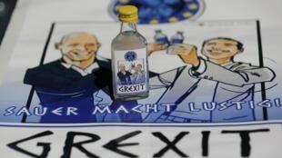 Grexit: Kịch bản Hy Lạp ra khỏi vùng euro ngày càng rõ nét