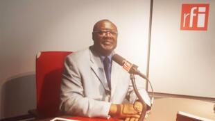 Ablassé Ouedraogo, ancien ministre des Affaires étrangères du Burkina Faso, leader du parti Le Faso autrement.