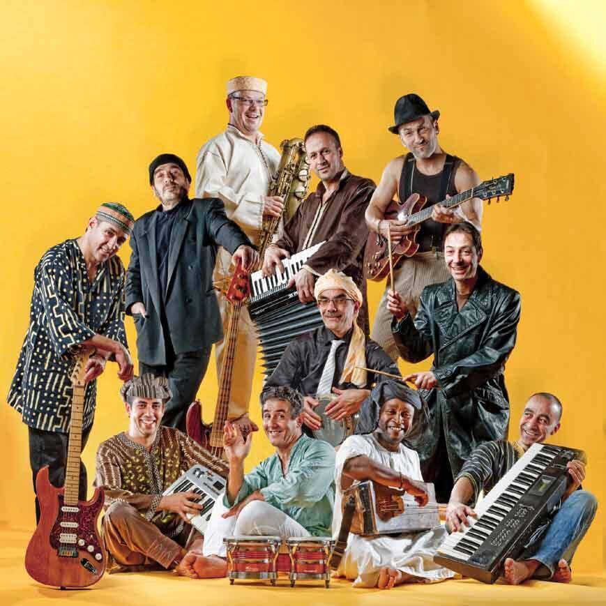 L'Orchestre Nationale de Barbès