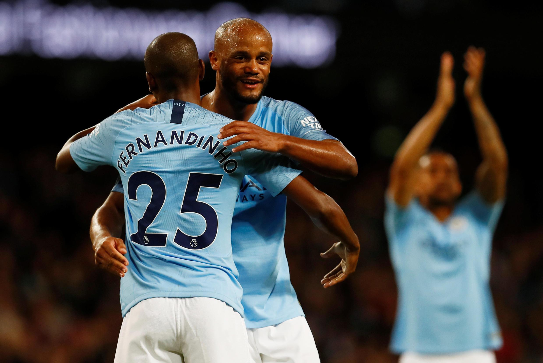 Manchester City ce ke rike da kambin gasar firimiya lig ta Ingila