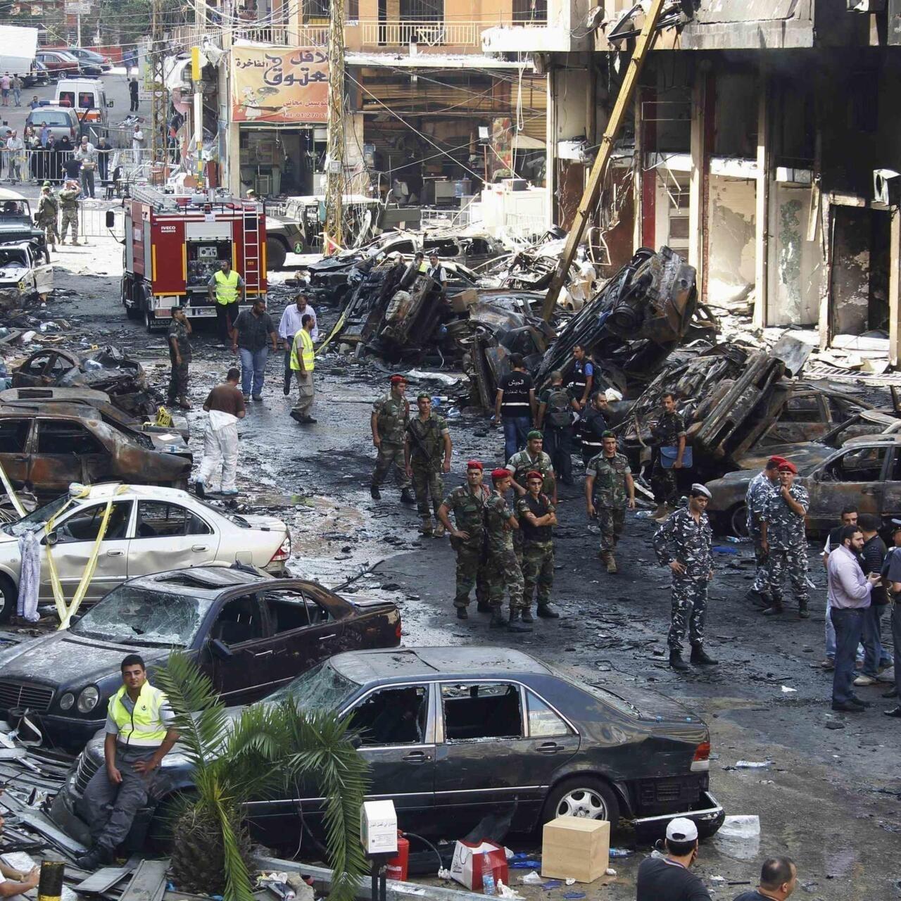 """Теракт против """"Хезболлы"""" в Бейруте - 22 погибших и полемика ..."""