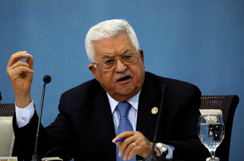 Presidente Abbas rejeita plano de Trump sobre conflito israelo-palestiniano