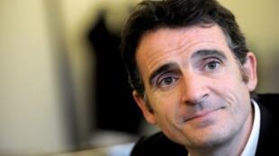 Le maire de Grenoble Eric Piolle.