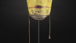 Tsuku mask,1900