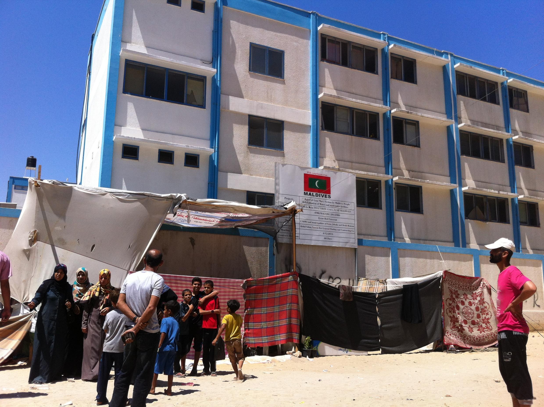 Gaza na Palasdinu a ranar 17 ga watan yuni