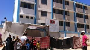 Gaza a ranar 17 ga watan yuni