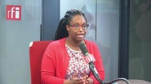 Sibeth Ndiaye, le 28 janvier 2020 sur RFI.
