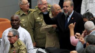 Le ministre du tourisme Manuel Marrero Cruz est désigné Premier ministre de Cuba, le 21 décembre 2019.