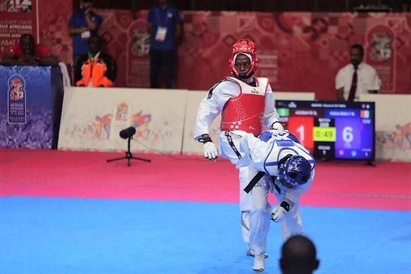 Wasan Taekwondo a nahiyar Afrika
