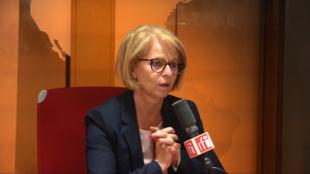Brigitte Bourguignon sur RFI le 17 juillet 2018.