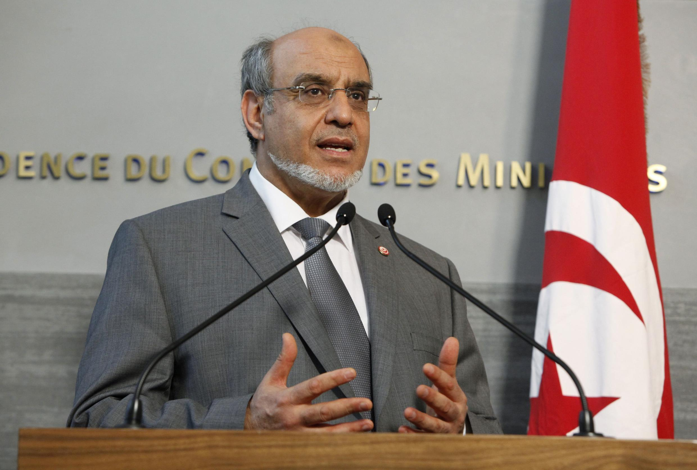Le Premier ministre tunisien Hamadi Jebali.